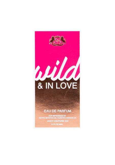 Women's Wild in Love Perfume, BRIGHT PINK, hi-res