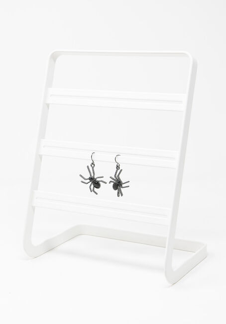 Halloween Spider Earrings