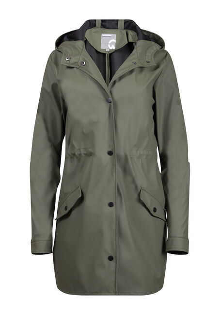 Women's Anorak Rain Jacket