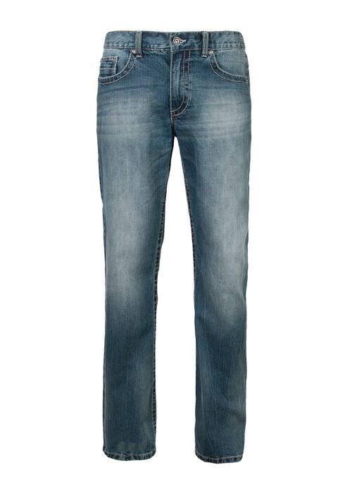 Men's Slim Boot Jeans, LIGHT WASH, hi-res