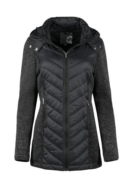 Ladies' Quilted Jacket