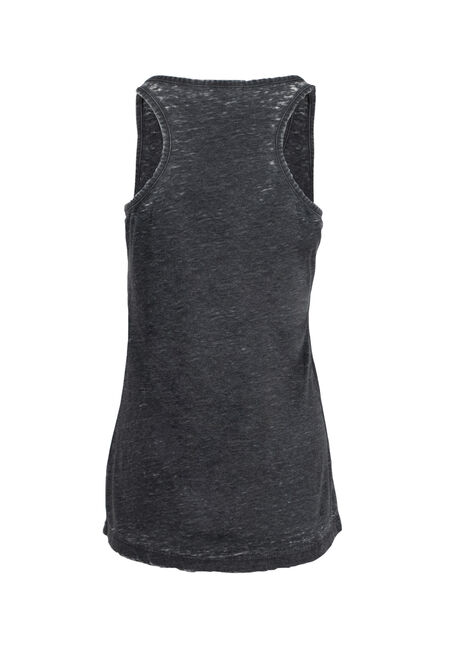 Women's Prairie Heart Tank, BLACK, hi-res