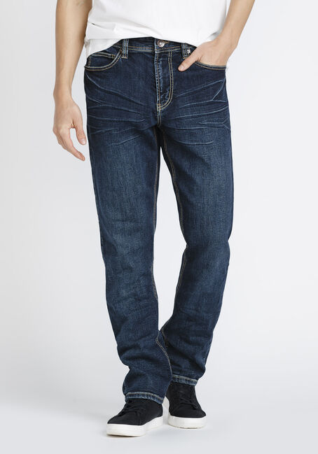 Men's Athletic Jeans