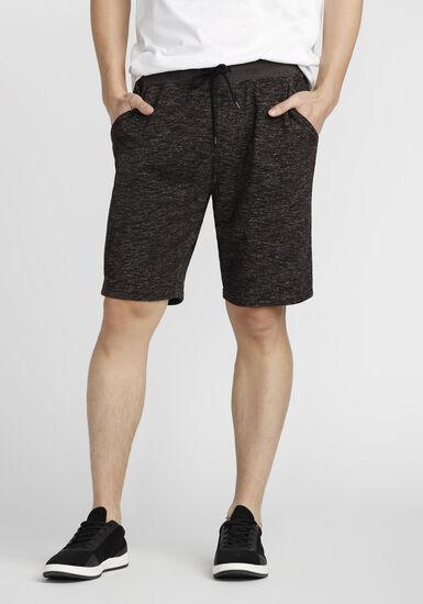 Men's Sweat Short, BLACK, hi-res