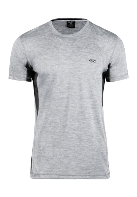 Men's Colour Block Athletic Tee