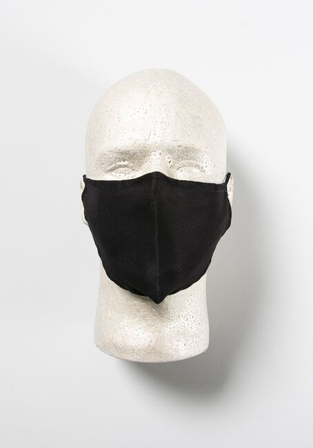 Solid Face Mask