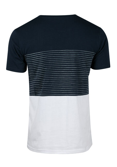 Men's Everyday Pocket Tee, NAVY, hi-res