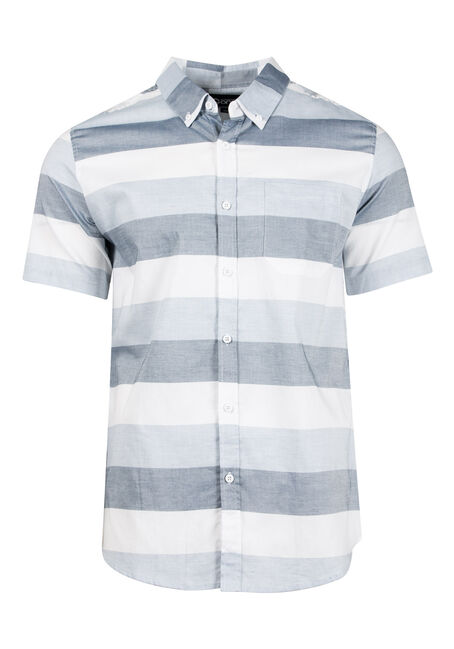 Men's Striped Shirt