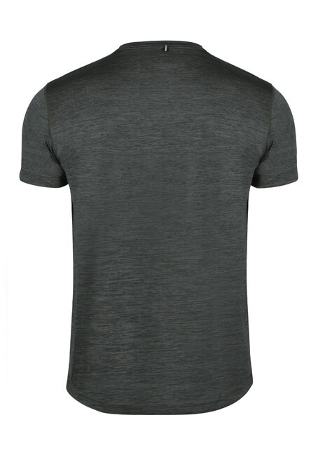 Men's Athletic Tee, DARK GREEN, hi-res