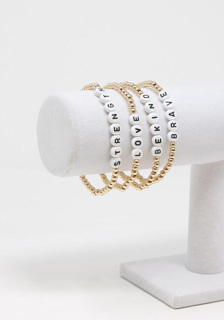 Women's stretch bracelet