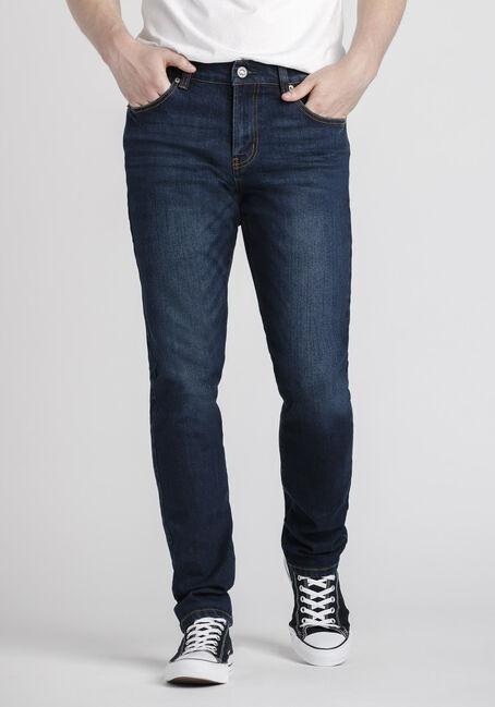 Men's Dark Indigo Skinny Jeans