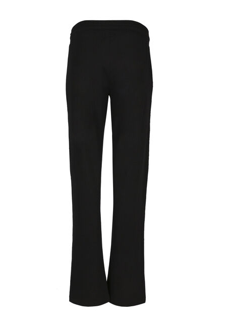 Ladies' Super Soft Yoga Pant, BLACK, hi-res