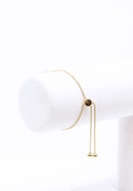 Women's Rose Quartz Bracelet, PINK, hi-res