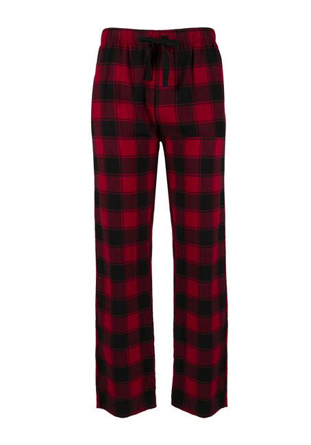 Men's Buffalo Plaid Flannel Lounge Pant