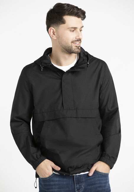 Men's Pull Over Windbreaker
