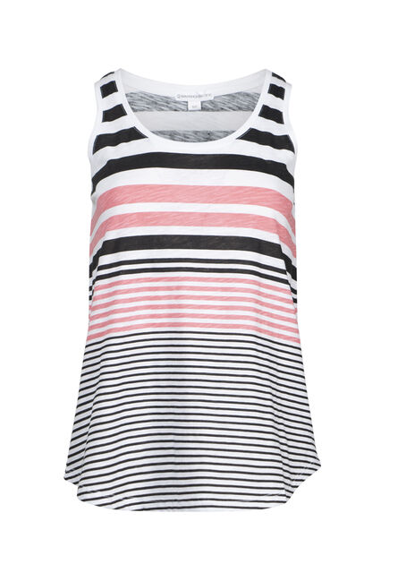 Women's Stripe Tank