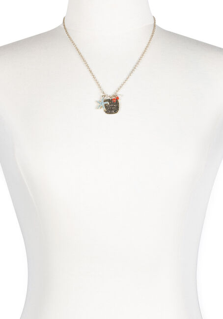 Women's Ocean Charm Necklace