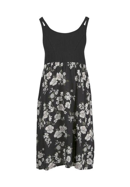 Women's Floral Tank Dress