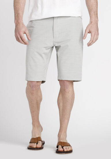 Men's Textured Hybrid Shorts, , hi-res
