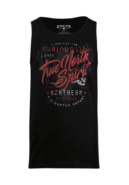 Men's True North Spirit Tank