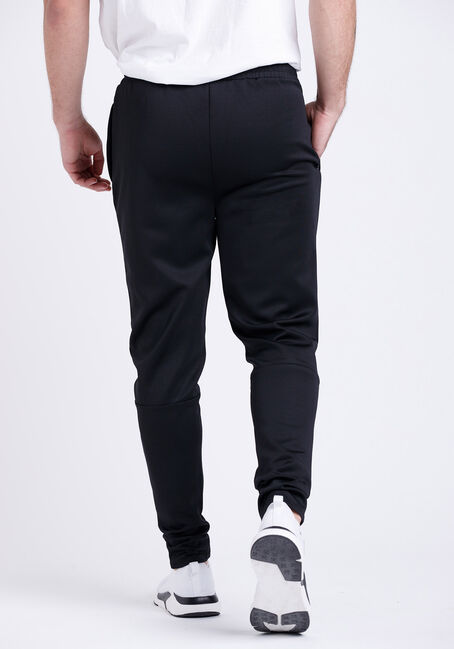 Men's Track Pant, BLACK, hi-res