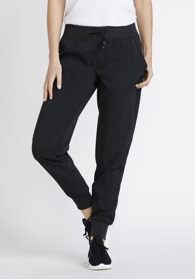 Women's Shadow Stripe Jogger, BLACK, hi-res