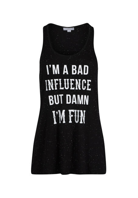 Ladies' Bad Influence Tank