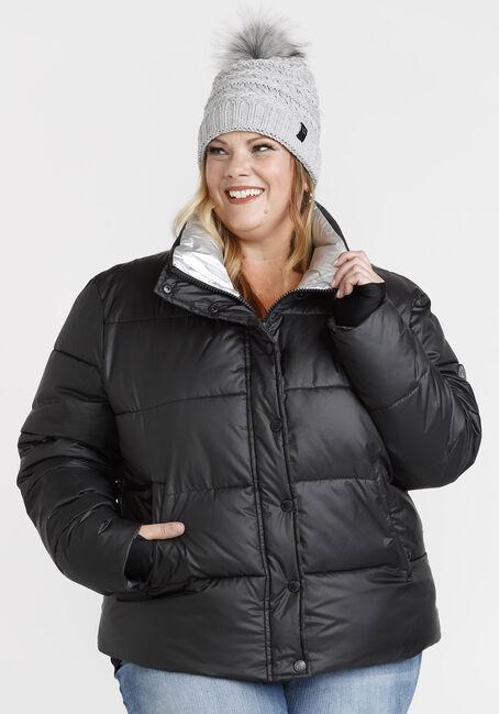 Women's PLUS Puffer Jacket