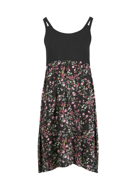 Women's Ditsy Floral Tank Dress