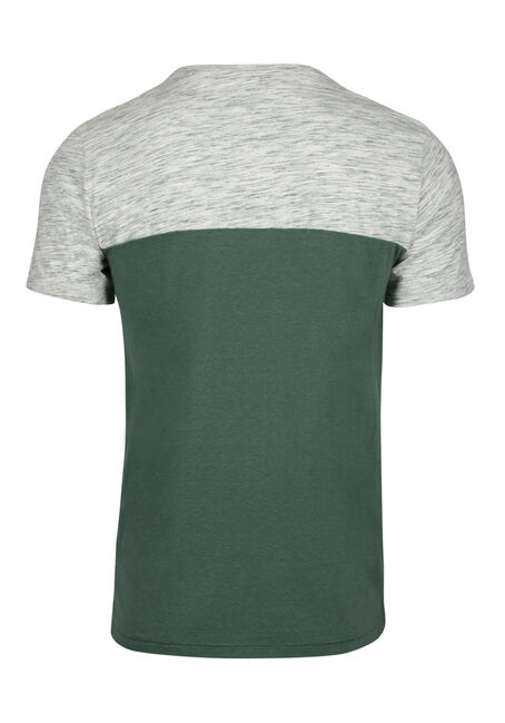 Men's Everyday Pocket Tee, FIR, hi-res