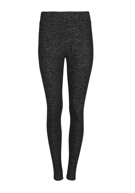 Ladies' Textured Legging