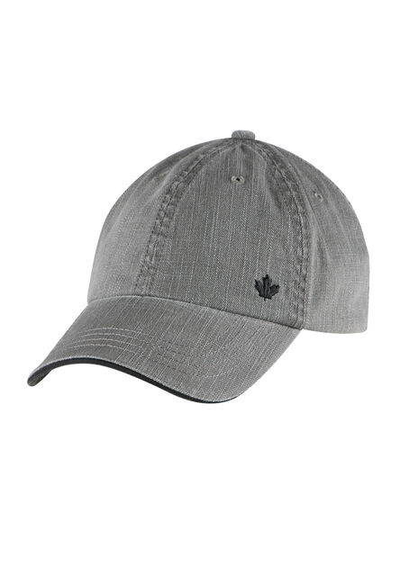 Men's Canvas Baseball Hat