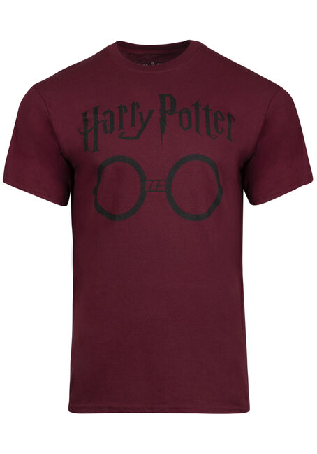 Men's Harry Potter Glasses Tee