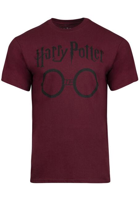 Men's Harry Potter Glasses Tee