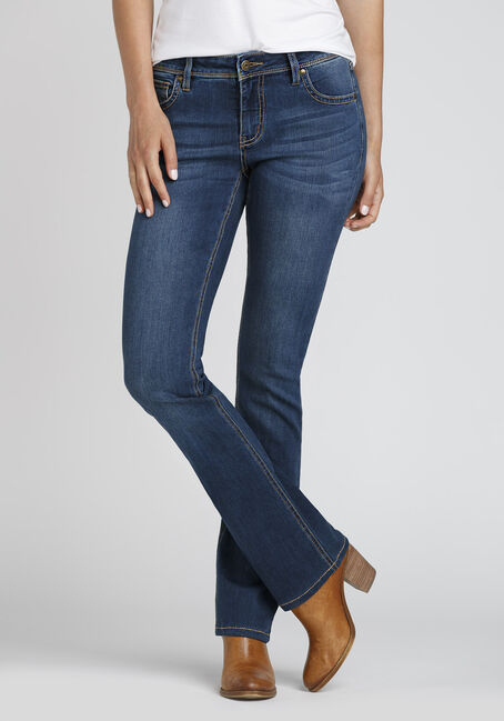 Women's Curvy Baby Boot Jeans