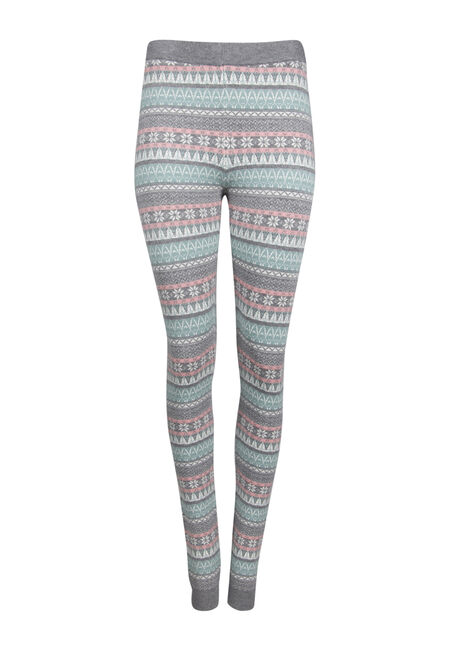 Ladies' Snowflake Legging