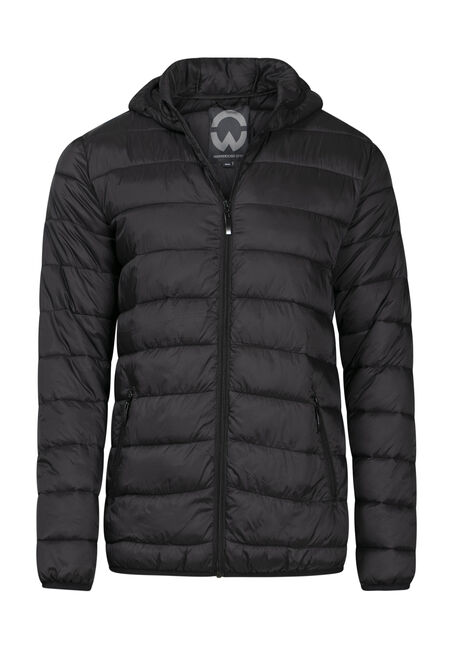 Men's Packable Puffer