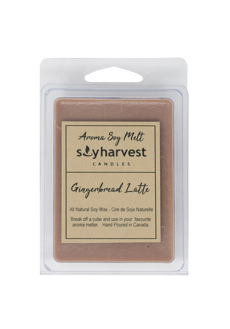 Gingerbread Latte Wax Melts