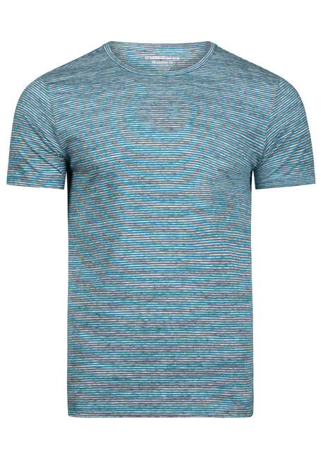 Men's Everyday Mini Stripe Tee
