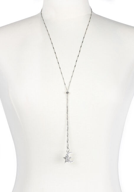 Ladies' Celestial Lariat Necklace