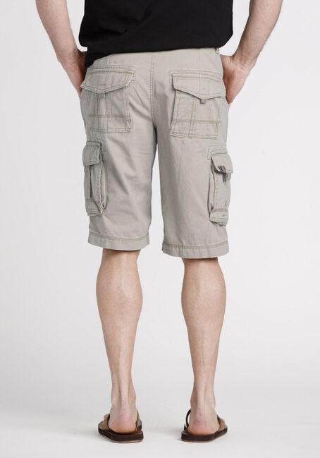 Men's Classic Cargo Short, STONE, hi-res