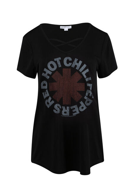 Women's RHCP Cross Neck Tee