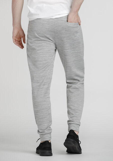 Men's Athletic Jogger, HEATHER GREY, hi-res