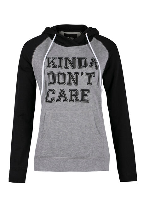 Ladies' Dont Care Hoodie