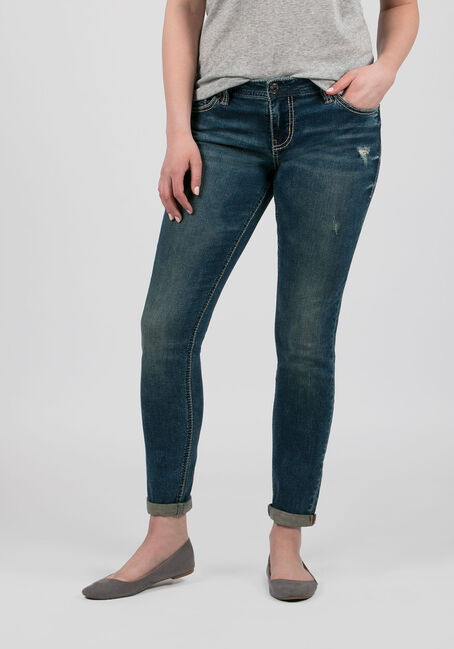 Ladies' Girlfriend Jeans
