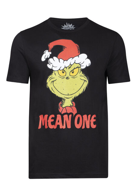 Men's Grinch Holiday Tee
