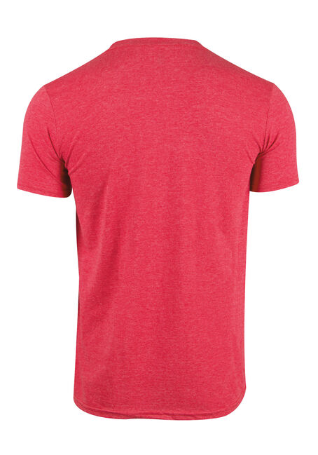 Men's Sriracha Tee, HEATHER RED, hi-res
