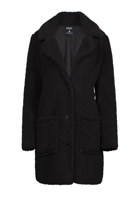 Women's Sherpa Coat