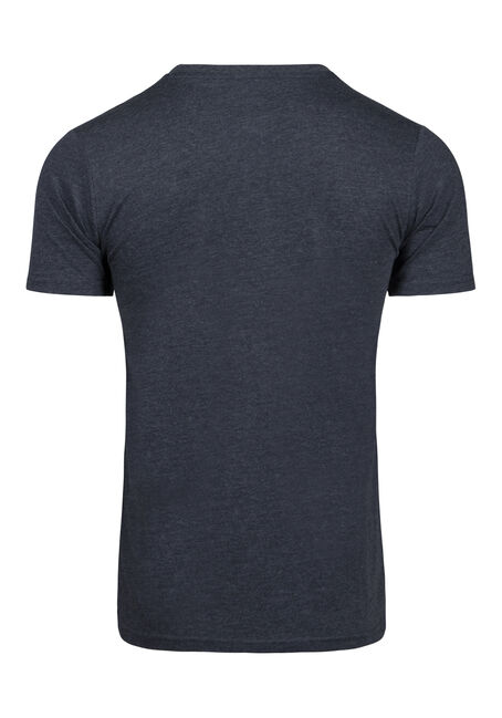 Men's Everyday Crew Neck Tee, MIDNIGHT NAVY, hi-res