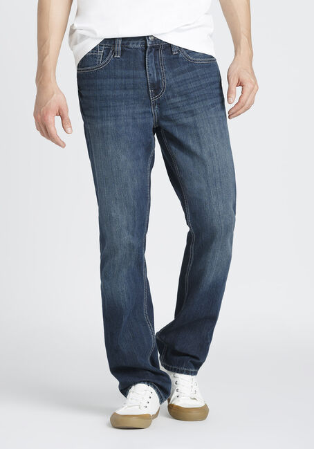 Men's Coolmax Slim Straight Jeans